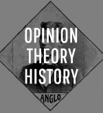 opinion theory history menu