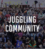 juggling community menu