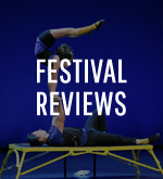 festival reviews menu