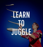 learn to juggle menu