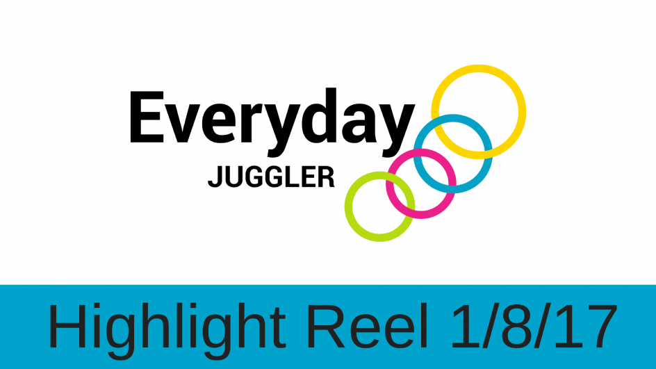 Juggling Highlight Reel