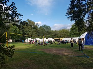 eJuggle - Berlin Juggling Convention - Camping