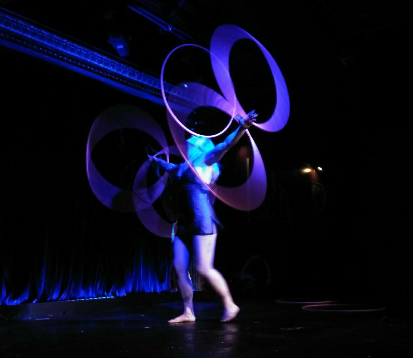 circus Wild show sexy