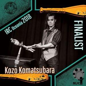 IRC Oceania Finalists