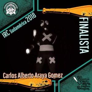 Carlos Alberto Araya Gomez