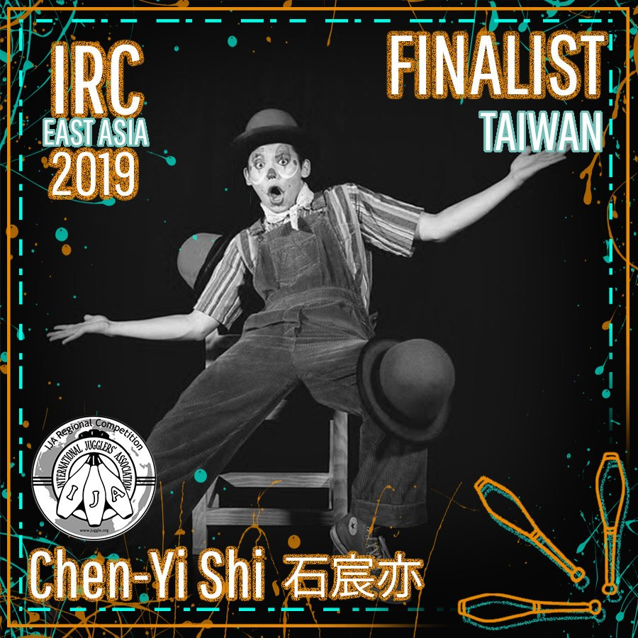 CHEN-YI SHI, IRC East Asia 2019 Finals