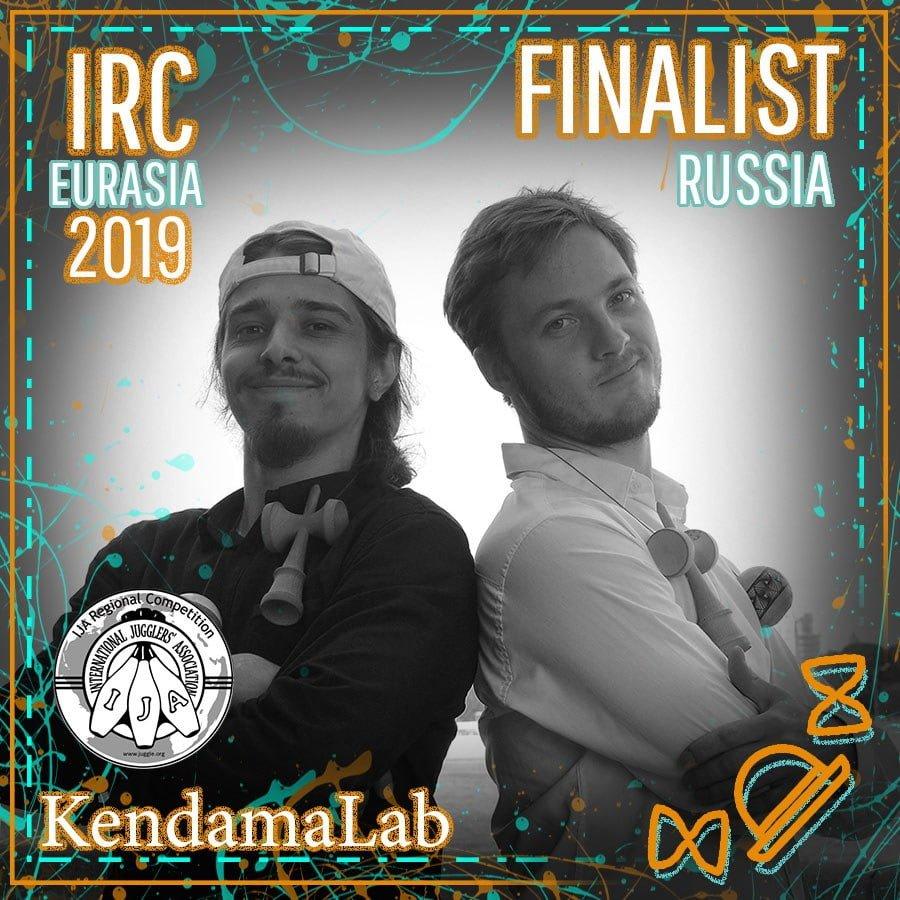 Kendamalab, IRC Eurasia 2019 Finalists