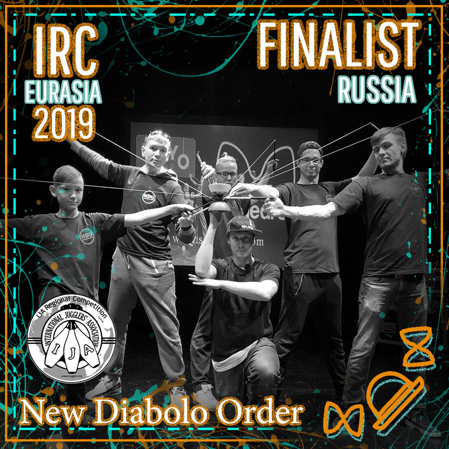 New Diabolo Order, IRC Eurasia 2019 Finalists