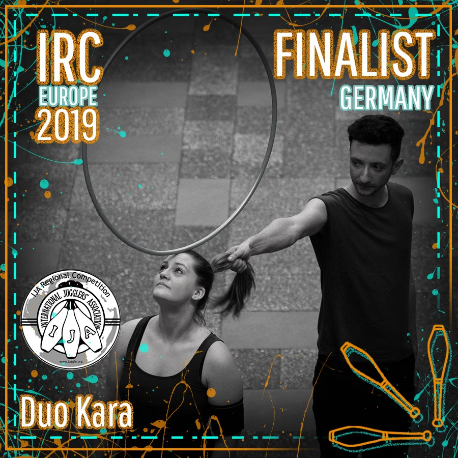 IRC Europe 2019 Finalist - Duo Kara