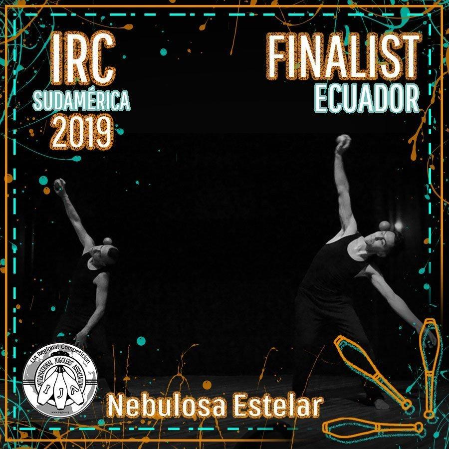 Sudamérica Finalista - Nebulosa Estelar