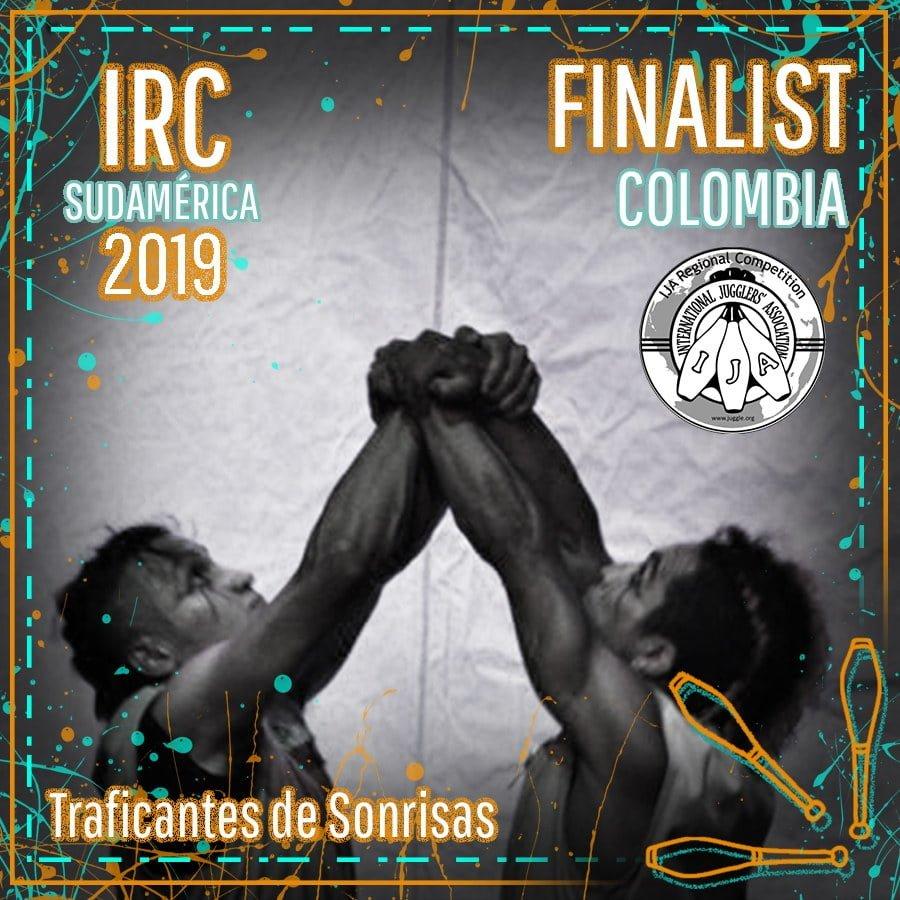 Sudamérica Finalista - Traficantes de Sonrisas