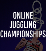 Online Juggling Championships