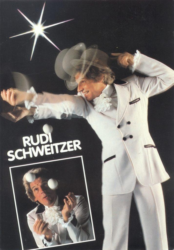Remembering Rudi Schweitzer · IJA