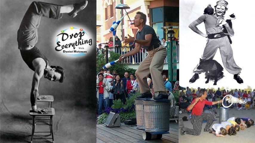 "Dana Smith on ""Drop Everything"" podcast with host Dan Holzman"
