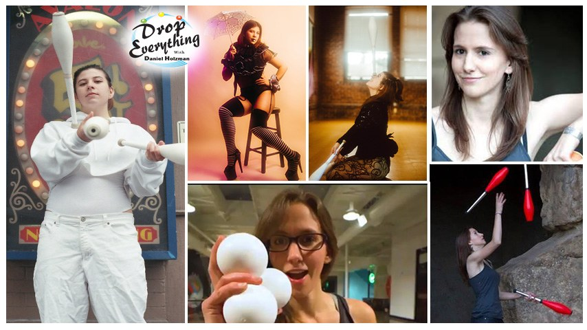 "Taylor Glenn and Josie Mae on ""Drop Everything"" podcast with host Dan Holzman"